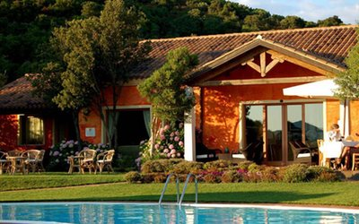 Aldiola Country Resort, Sant'Antonio di Gallura