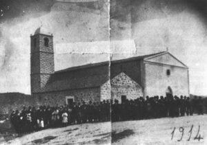 Le Chiese di SantAntonio Abate e SantAndrea, nel 1914