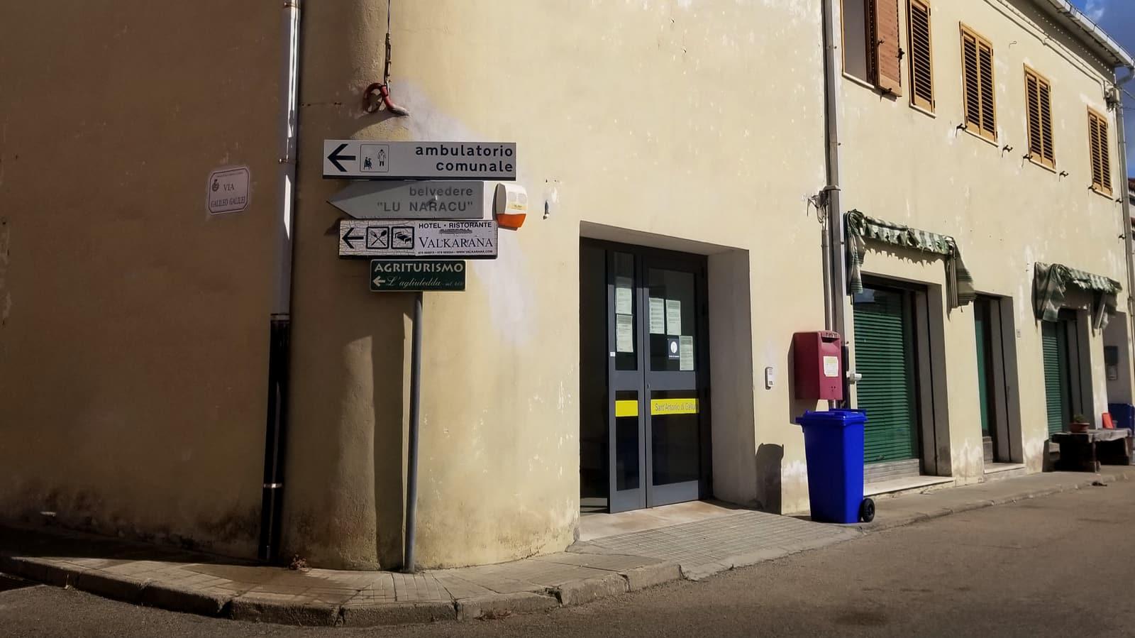 Ufficio postale Sant'Antonio Gallura